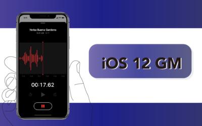 【iOS 12 GM 釋出】重要更新功能介紹